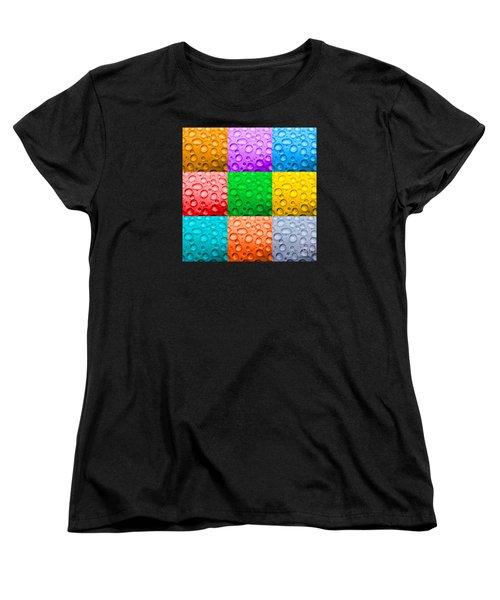 Women's T-Shirt (Standard Cut) featuring the photograph Water Color by DJ Florek