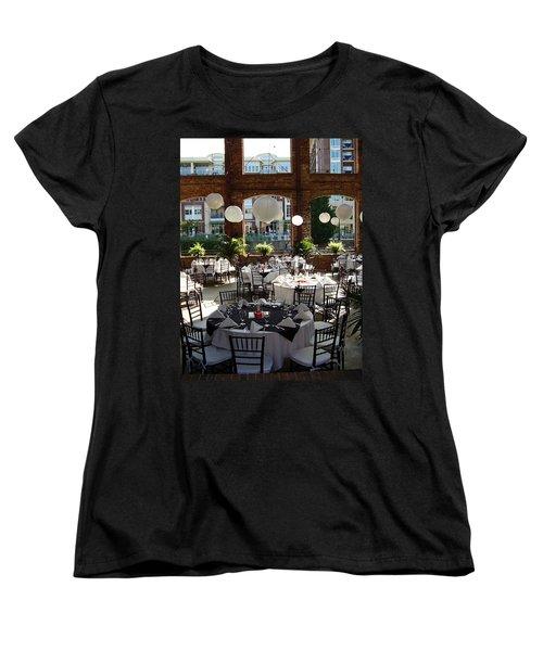 Wedding Women's T-Shirt (Standard Cut) by Flavia Westerwelle