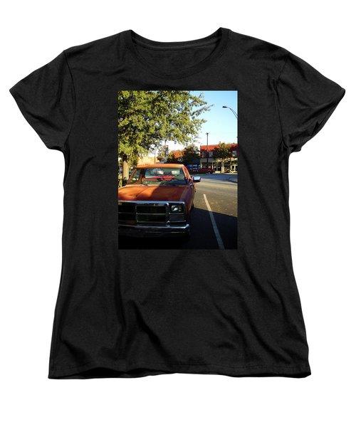 West End Women's T-Shirt (Standard Cut) by Flavia Westerwelle