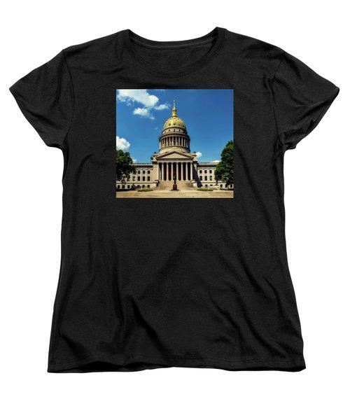 West Virginia Capitol - Charleston Women's T-Shirt (Standard Cut) by L O C