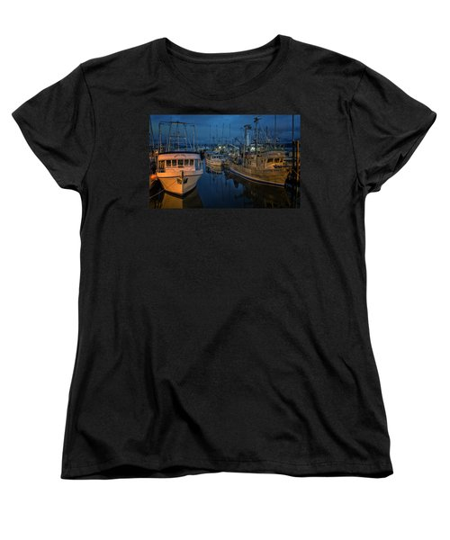 Women's T-Shirt (Standard Cut) featuring the photograph Western Prince by Randy Hall