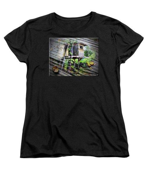 Women's T-Shirt (Standard Cut) featuring the photograph When Boys Dream by Brian Wallace