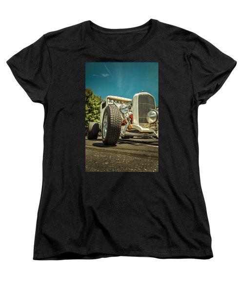 White Rod Women's T-Shirt (Standard Cut)