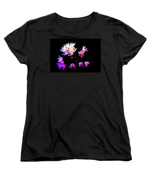 Wild Garlic Women's T-Shirt (Standard Cut) by Richard Patmore