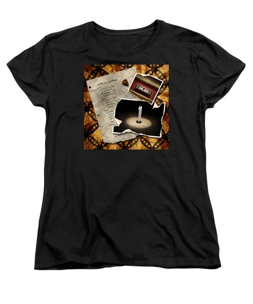 Women's T-Shirt (Standard Cut) featuring the photograph Will The Circle Be Unbroken by Sandy MacGowan