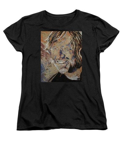 Wilson Women's T-Shirt (Standard Cut) by Stuart Engel