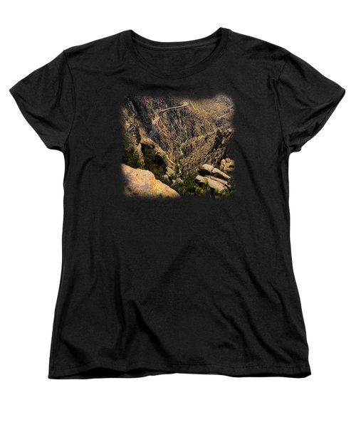 Windy Point No.9 Women's T-Shirt (Standard Cut) by Mark Myhaver