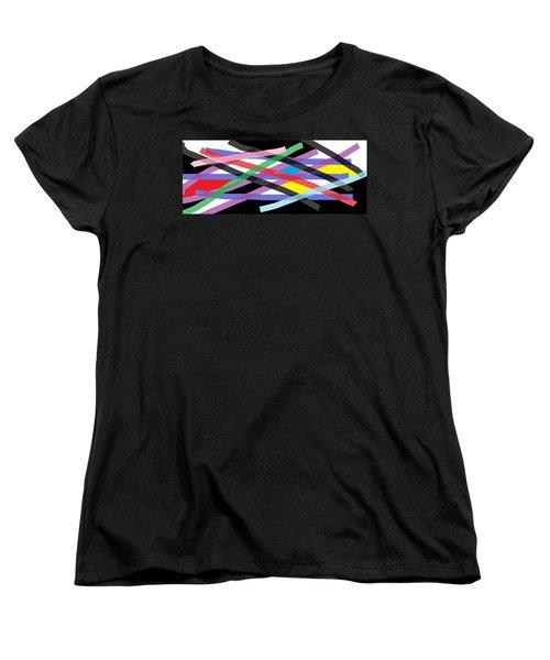 Wish - 44 Women's T-Shirt (Standard Cut) by Mirfarhad Moghimi