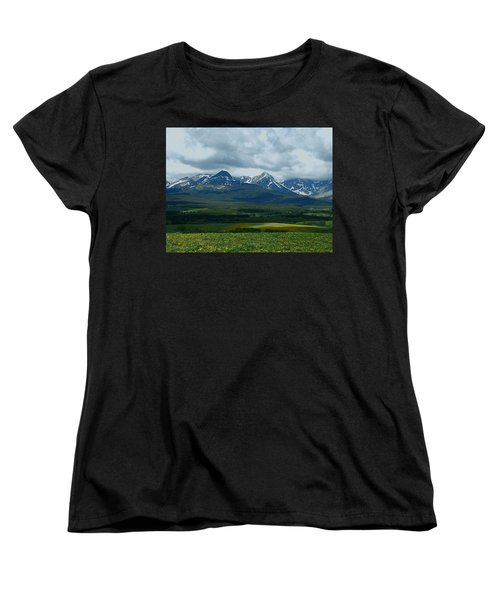 Wishing For Spring Women's T-Shirt (Standard Cut)