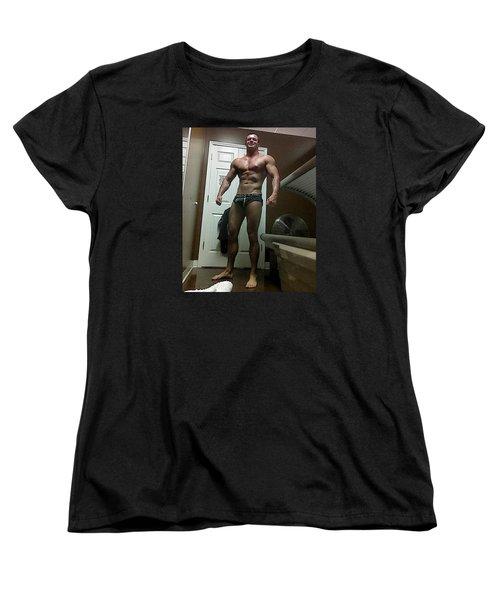 Work In Progress Women's T-Shirt (Standard Cut) by Jake Hartz