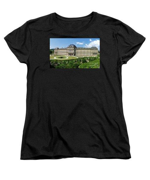 Wuerzburg Residence 1 Women's T-Shirt (Standard Cut)