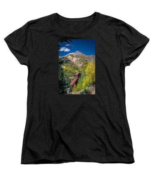 Yankee Girl Mine Women's T-Shirt (Standard Cut) by Michael J Bauer