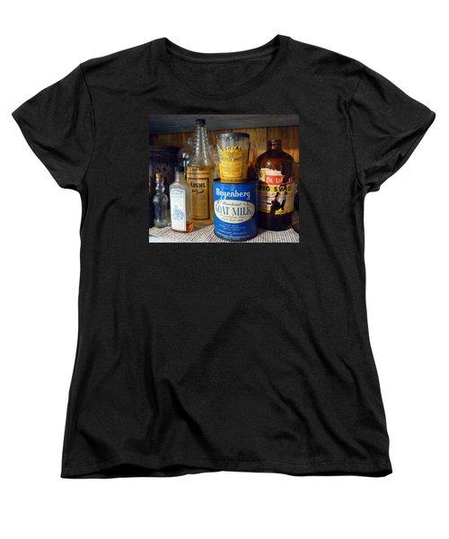 Yesteryear's Goods Women's T-Shirt (Standard Cut) by Carla Parris