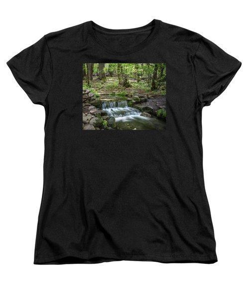 Yosemite View 23 Women's T-Shirt (Standard Cut) by Ryan Weddle