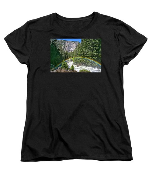 Yosemite View 29 Women's T-Shirt (Standard Cut) by Ryan Weddle