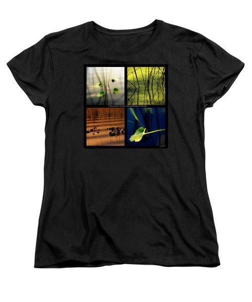 Zen For You Women's T-Shirt (Standard Cut)