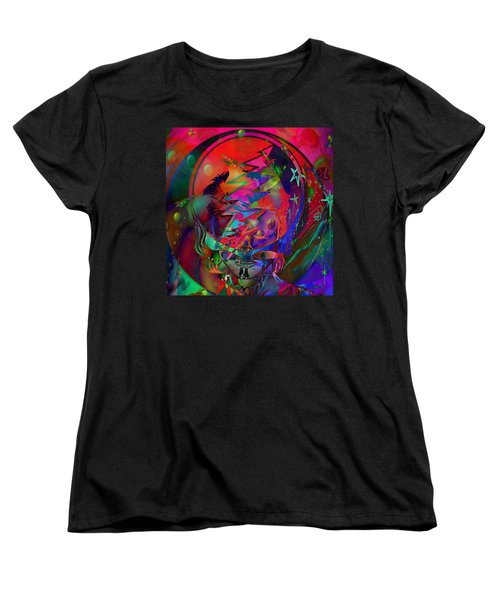 Ziggy  Women's T-Shirt (Standard Cut) by Kevin Caudill