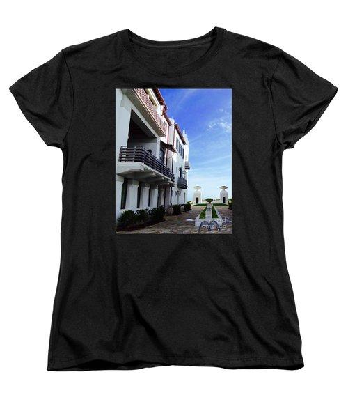Alys Architecture Women's T-Shirt (Standard Fit)