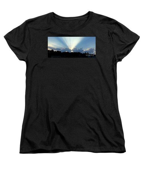 Breathtaking Sky Women's T-Shirt (Standard Fit)