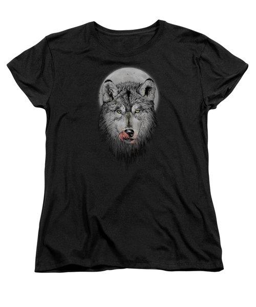 Dinner Time II Women's T-Shirt (Standard Fit)