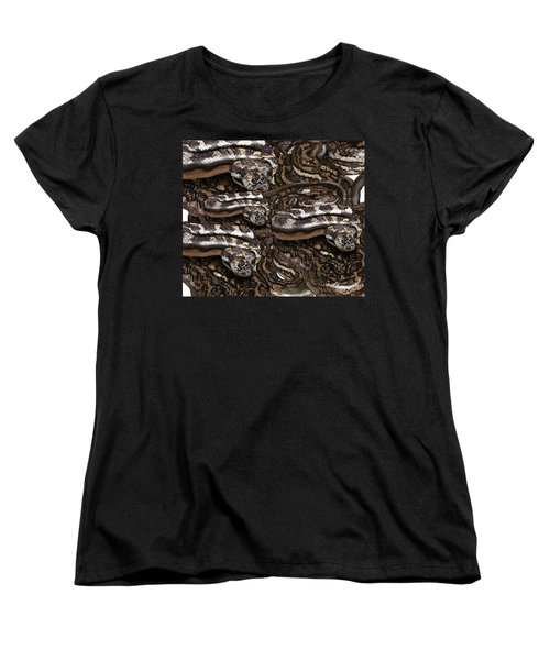 S Is For Snakes Women's T-Shirt (Standard Fit)