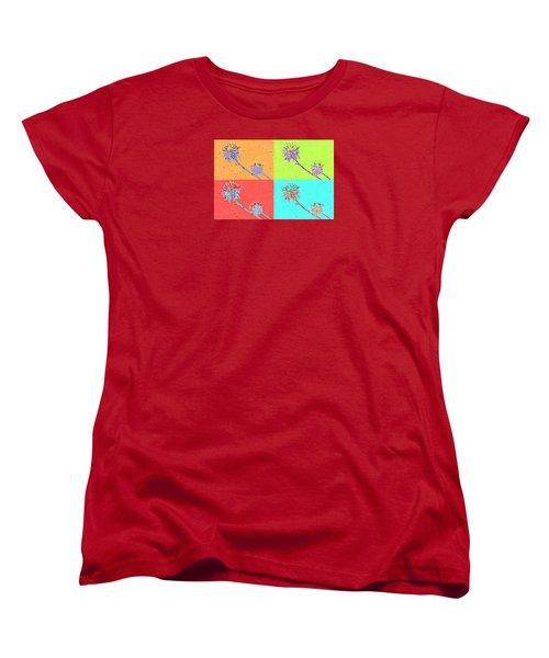 Women's T-Shirt (Standard Cut) featuring the photograph  Seasons by Janice Westerberg