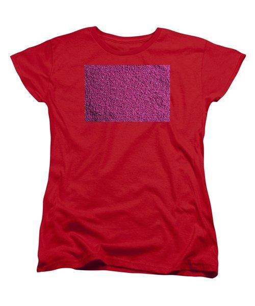 Abstract Texture - Purple Women's T-Shirt (Standard Cut)