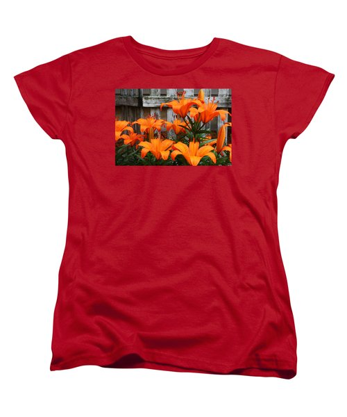 Afternoon Delight Women's T-Shirt (Standard Cut) by Bruce Bley