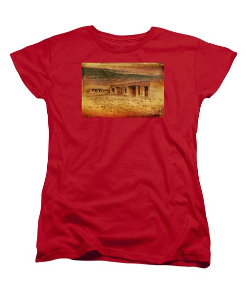 Back In The Day Women's T-Shirt (Standard Cut) by Erika Weber