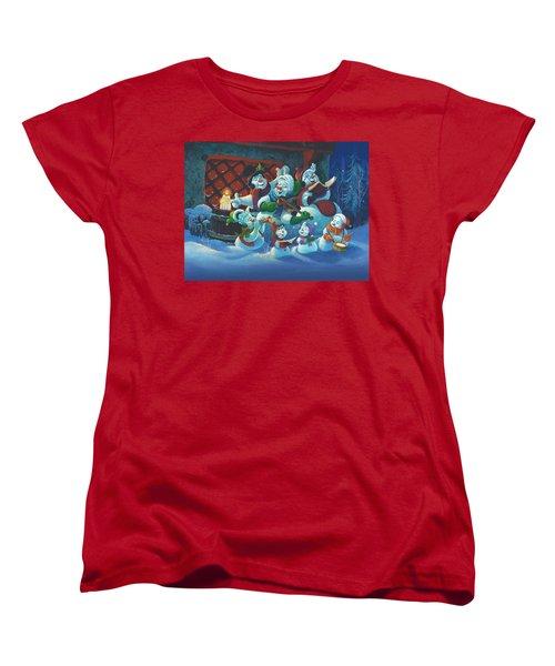 Joy To The World Women's T-Shirt (Standard Cut)
