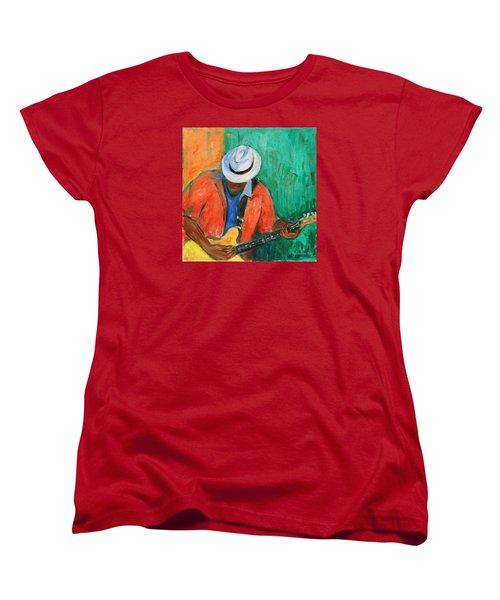 Main Stage II Women's T-Shirt (Standard Cut) by Xueling Zou
