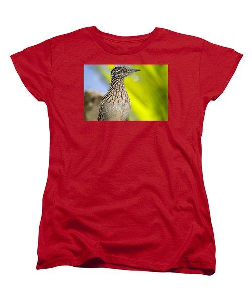 The Roadrunner  Women's T-Shirt (Standard Cut) by Saija  Lehtonen