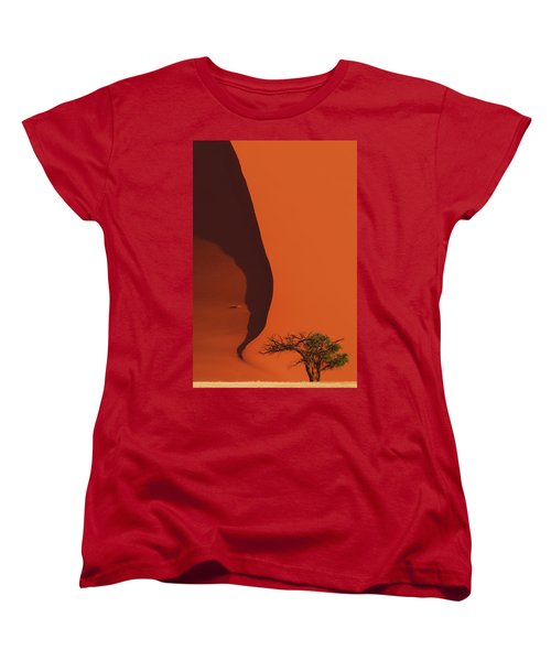 120118p072 Women's T-Shirt (Standard Cut) by Arterra Picture Library