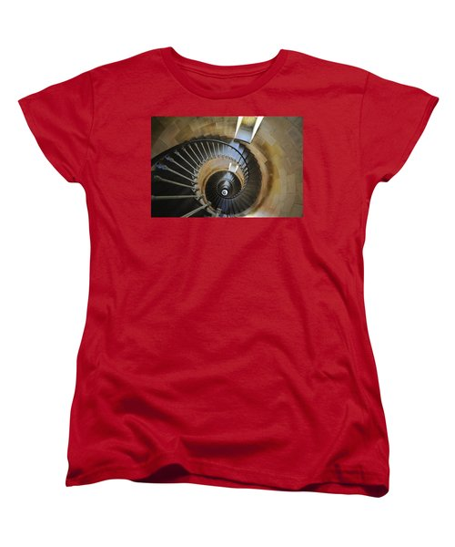 Women's T-Shirt (Standard Cut) featuring the photograph 120920p001 by Arterra Picture Library