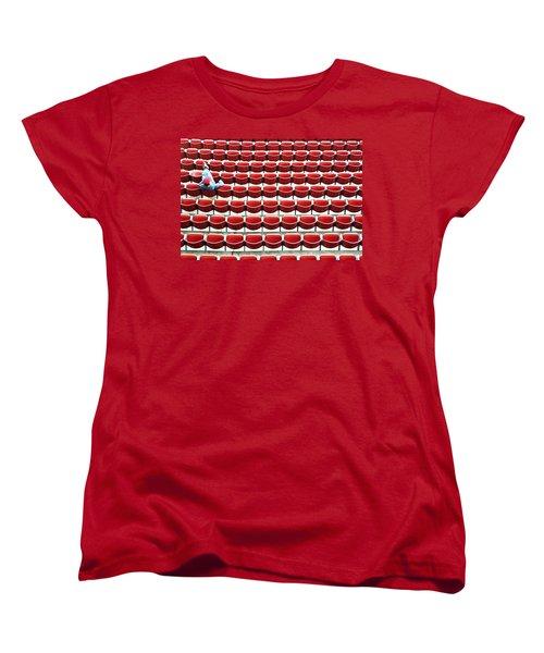 The Lone Fan Women's T-Shirt (Standard Cut)