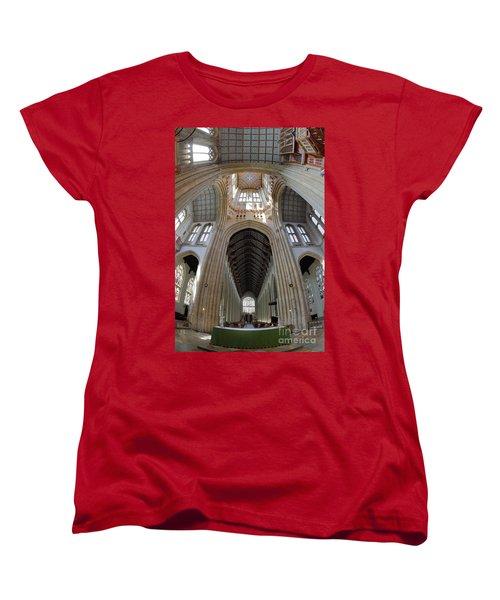St Edmundsbury Cathedral  Women's T-Shirt (Standard Cut)