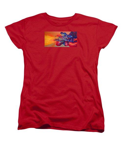 Morning Glory Sold Out Women's T-Shirt (Standard Cut) by Sanjay Punekar