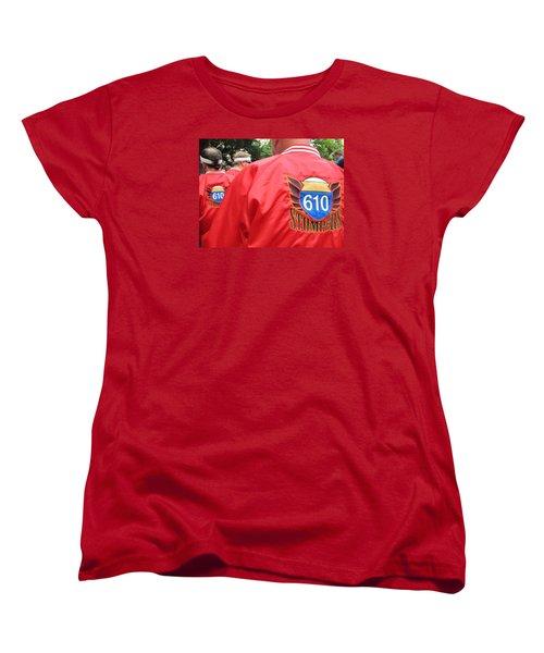 610 Stompers - New Orleans La Women's T-Shirt (Standard Cut) by Deborah Lacoste