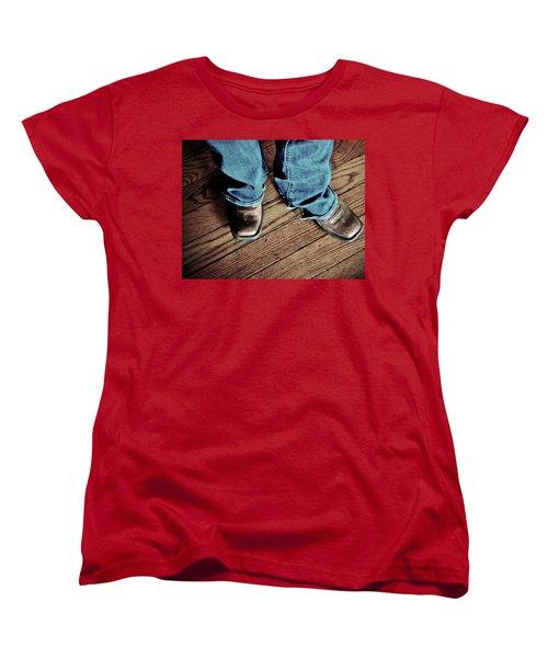 A Cowgirl Women's T-Shirt (Standard Cut)