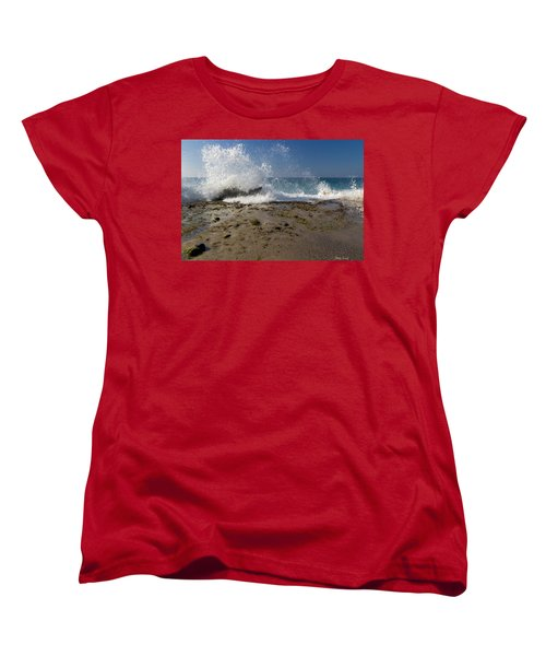 Women's T-Shirt (Standard Cut) featuring the photograph A Day Like Today by Heidi Smith