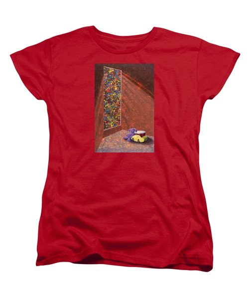 A Mother's Hope Women's T-Shirt (Standard Cut) by Jack Malloch