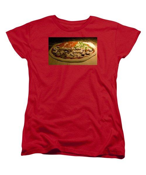 Women's T-Shirt (Standard Cut) featuring the photograph A Piece For Everyone by Greg Graham