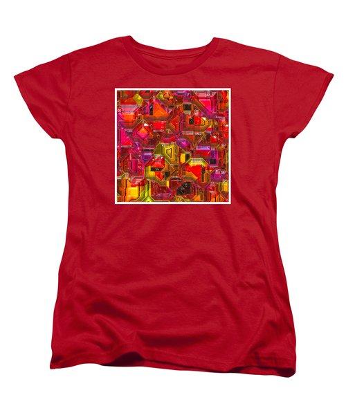 Abstractions... Women's T-Shirt (Standard Cut)
