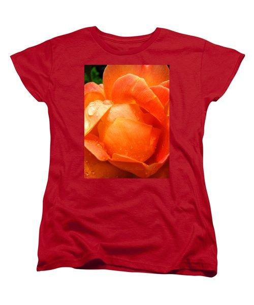 Women's T-Shirt (Standard Cut) featuring the photograph After The Rain by Brooks Garten Hauschild