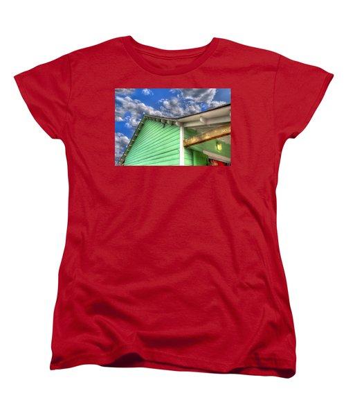 After The Storm Women's T-Shirt (Standard Cut) by Paul Wear