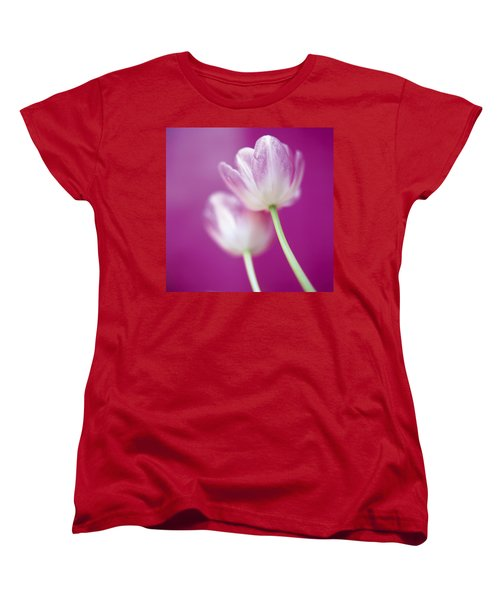 Women's T-Shirt (Standard Cut) featuring the photograph Alike by Lana Enderle