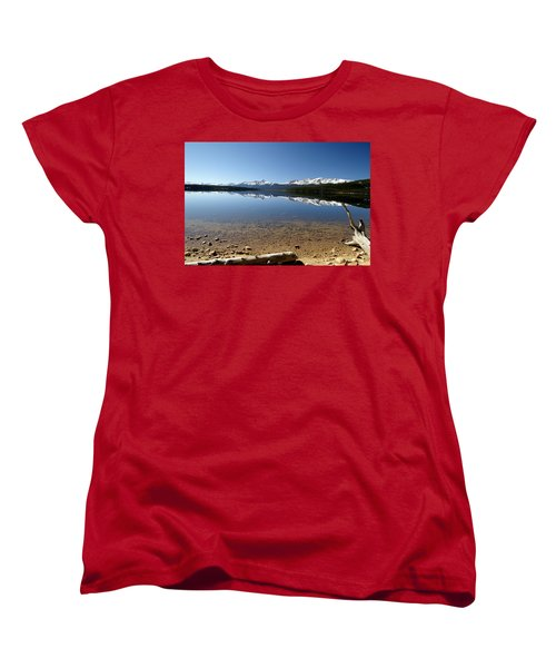 Women's T-Shirt (Standard Cut) featuring the photograph Another Perfect Day by Jeremy Rhoades