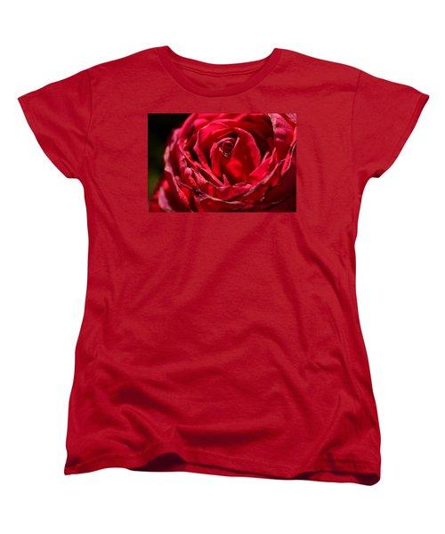 Arizona Rose I Women's T-Shirt (Standard Cut) by Michael McGowan