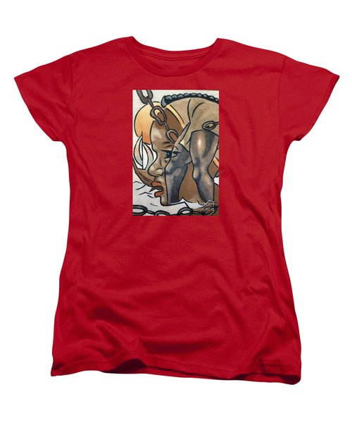 Artists Of Oasis  Women's T-Shirt (Standard Cut) by Fania Simon