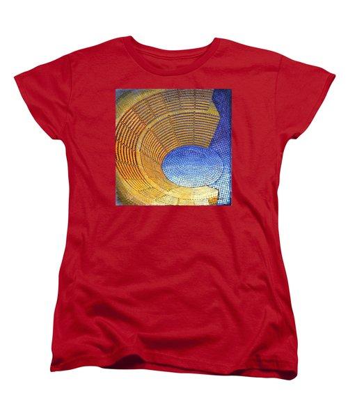Auditorium Women's T-Shirt (Standard Cut) by Mark Jones